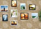 lighting latest design of photo frame