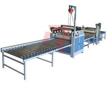 new condition paper & aluminum foil laminating machine / paper & aluminum foil laminating machine line