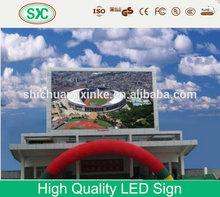 high resolution led display screen ,football stadium perimeter led scree
