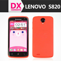 Lenovo s820 mobile phone 4.7 inch capacitive screen 1GB ram android 4.2 dual sim