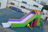 sunjoy factory price pvc inflatable slip and slide for sale