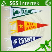 2012 sport pennant flag