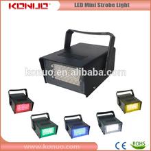 Konuo stable quality LED-S24 LED mini strobe light cheap led light