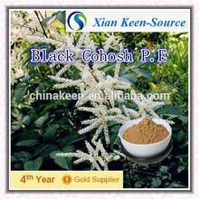 1.5%,2.5%Triterpene glycosides,Black Cohosh Extract powder/Black Cohosh Root Extract