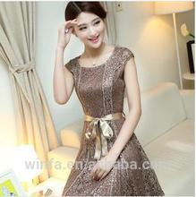 2014 Elegant Temperament Fashionable Korean style Creative Modern Dresses