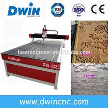 DW1325 cnc 3D flowers engraving machine