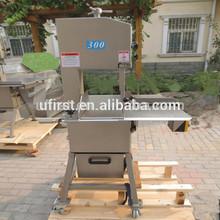 Stainless steel meat bone cutting machine