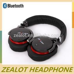 2014 High Quality Noise Cancelling Headphone Cheap wireless bluetooth Headphone