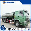 howo 6x4 lng tanque do caminhão