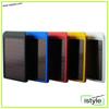 2600mah mini solar battery for cell phones