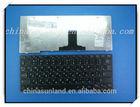 NEW Russian Keyboard For for IBM Lenovo IdeaPad S200 S205 S205s U160 U165 M13 RU Black laptop keyboard