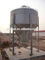 quente galvanizado fazenda de aves de silo