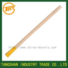 wooden shovel and pick axe pickaxe handle