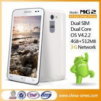 New Design Cheap gsm wifi ultra thin dual sim cell phone