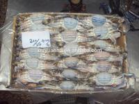 deep sea live blue crab export