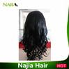 Najia Hot Sale Virgin Afro Kinky Human Hair Full Lace Wig