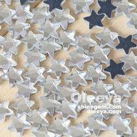 High Quality Fiev-pointed Star Shape Hotfix Rhinestone For Jewelry