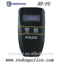 UHMWPE Nij III Anti-Riot Fiber Glass Bulletproof Shield