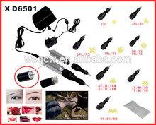 Permanent Cosmetic Makeup Tattoo Machine for Eyebrow/Eyeliner/Lip