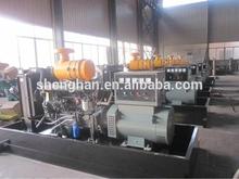 160KW wei chai Steyr series diesel generator