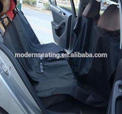 Waterproof Hammock Rear Car Seat Cover For Dog Pet Puppy wth zipper