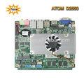 O mais barato embedded intel atom d2550 fanless mini-itx placa-mãe com 2*lan, fonte de alimentação atx
