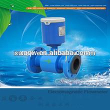 High quality Electromagnetic water flow meter sensor/liquid flow meter sensor