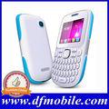 Venta al por mayor chino dual sim gsm gprs spreadtrum banda cuádruple 2.0 pulgadas móvil de la célula teléfono blu d101