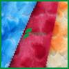 China Factory Wholesale SGS indonesia fabric print brush plush fabric for garment