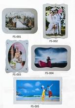 acrylic wedding album cover& photo album cover with high quality