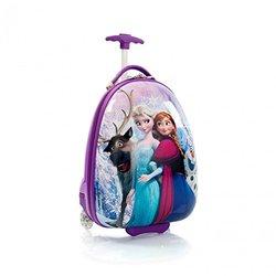 fairy queen cartoon printed hard abs kids trolley luggage