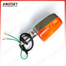 Haissky chinese motorcycle part factory price motorcycle turn signal light bulbs of high performance made in China OEM welcome