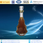 High quality empty liquor and beverage glass bottle wholesale