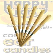 orecchio candela aromaterapia orecchio beewax candele vendita elefante supporto di candela