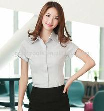 2014 popular office uniform designs for women korean style
