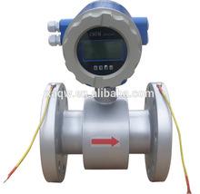 Intelligent Electromagnetic Water Flow Meter for Sewage Water