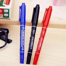 double end permanent marker pen