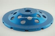 stone tools 5inch*22.23mm Diamond granite grinding wheel for stone polishing machine