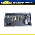 Calibre auto ferramenta de reparo do compressor ac embreagem hub puller instalador para ford, gm