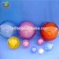 colorido redonda grande bola de acrílico
