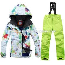 2014 ski jacket and pants set good design