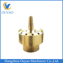 2014 Vietnam Musical Dancing Fountain with 3D Nozzles/Brass Blossom 3 Tier brass Fountain Nozzles