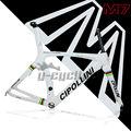 2014 nuevo modelo mcipollini rb1k de bicicleta de carretera marco 3k tejidos de bicicleta de carretera aptos para di2 marco de bicicleta de carretera de fibra de carbono de la bicicleta