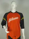 Custom Bicycle Jersey 3/4 Sleeve Bike Clothing MTB DH MX T-shirt Motorcycle Sports Jersey New Model Size:S M L XL XXL