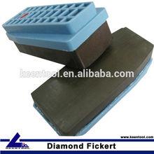 Good Performance Resin Bond Diamond Fickert for Granite, Marble Surface Polishing