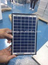 best rate solar plate,12v 5w solar panel