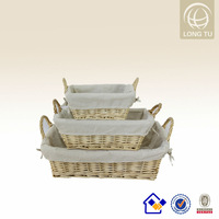 wholesale wicker gift basket for men