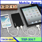 Mobile Phone Power Bank , Solar Power Bank Power Wholesale Dropship 100pcs can print your logo