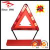 Breakdown triangle red emergency reflective safety hazard folding