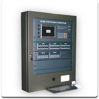 Addressable Fire Alarm Control Panel For Excavator AW-AFP2100